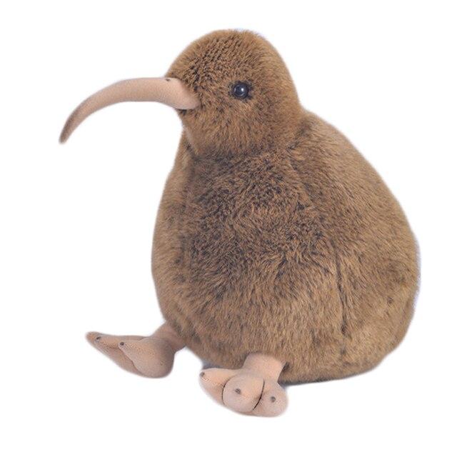 Kiwi Bird Plush Toys Meme Simulation Stuffed Animal Doll Kiwi Dolls