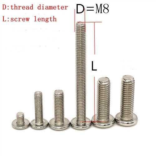 5 uds. Chapado en níquel cabeza plana de bloqueo cruzado tornillo par de placa de toque tuerca muebles combinación conector clavo M8