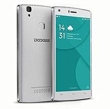 Doogee X5 Max pro, 4 г смартфон 4000 мАч аккумулятор, 8.0MP + 8MP камеры, отпечатков пальцев смартфон 5.0 дюймов lcd hd, Android-смартфон