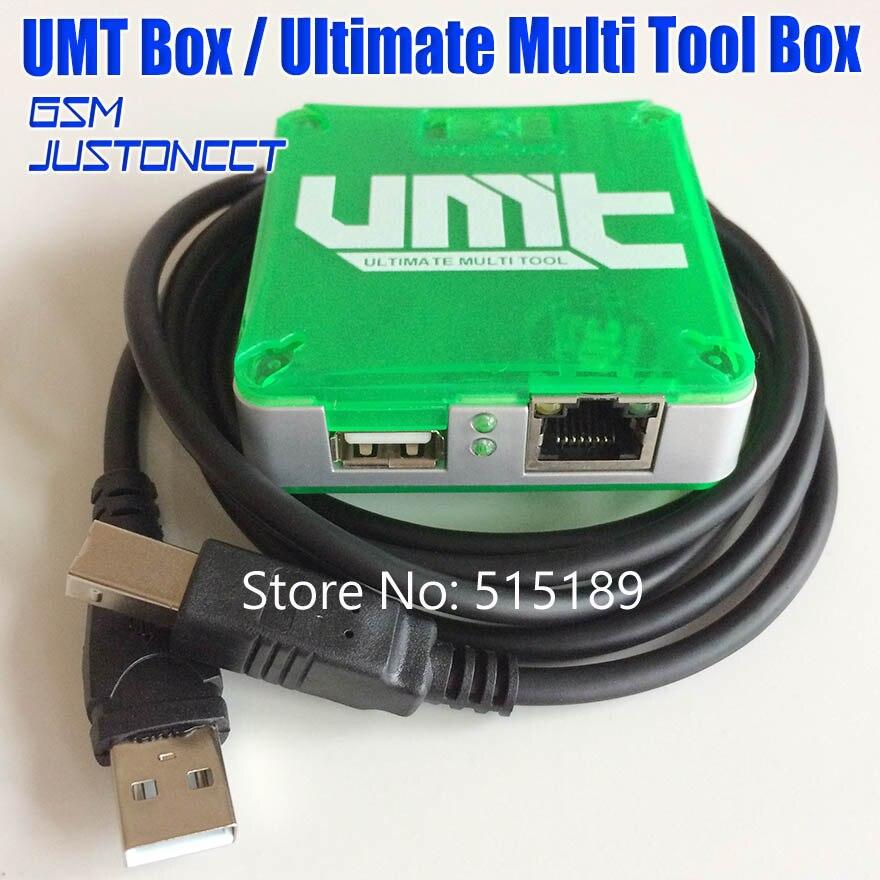 2019 100% Original New UMT BOX / Ultimate Multi Tool (UMT) Box UMT Box For Samsung Alcatel Huawei Ect