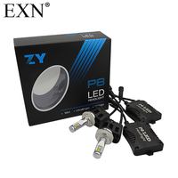 2x LED Headlight Bulb DRL Fog Lamp H15 110W 10400LM 6000K 5000K LED Headlight Bulb High