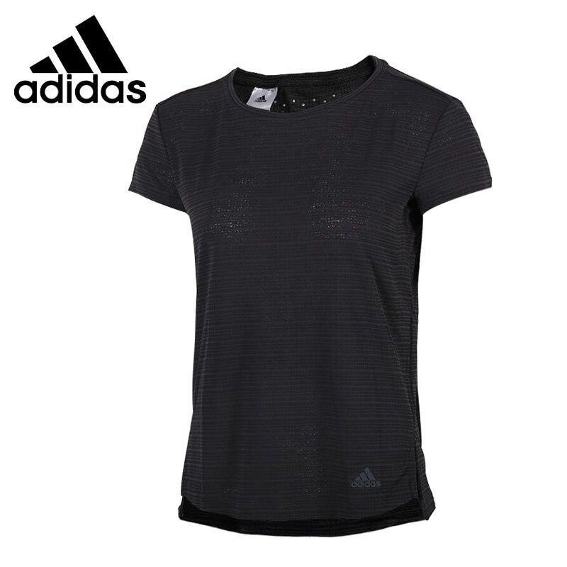 Original New Arrival 2018 Adidas Climachill Women's T-shirts short sleeve Sportswear original new arrival official adidas climachill sh men s black shorts sportswear