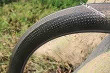wokecyc 58mm clincher carbon dimpled rim 700c 25mm U shape basalt brake  Front  20H, Rear 24H  road bike dimple surface wheel