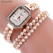 SmileOMG Hot Marketing New Luxe  Femmes Montres Femmes Bracelet Montre Watch Free Shiping ,Sep 29