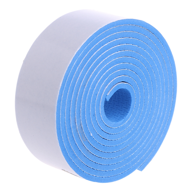 Table Edge Protection Bumper Strip Baby Safety Protector Plane Strips 200*3.5CM PE Rubber