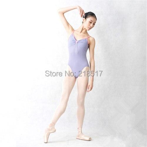 Azul Ballet Dancewear Collant de ginástica ginásio terno ballet ADULTO ballet roupas de dança collant de balé vestido