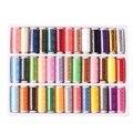 39-colors 402 Швейных Ниток, Пряжи Прочный И Долговечный Нить Для Шитья Ручной Швейной Машины Пряжи вязание Аксессуары для Шитья