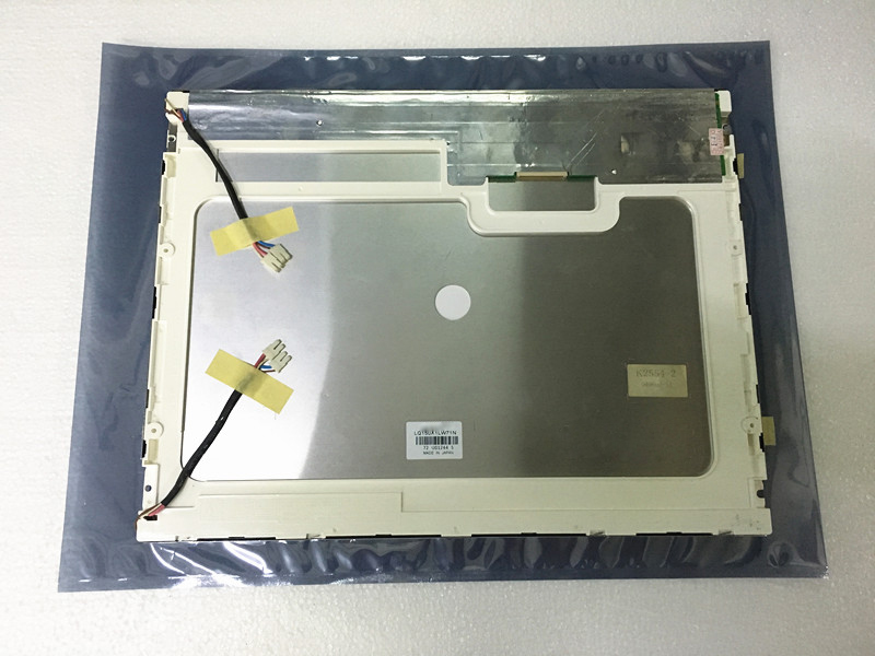 Industrial display LCD screen Original 15-inch LQ150X1LW7U  full-angle black screen 7 7 7 15 150