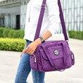 16 Colors Waterproof Nylon Messenger Bags Women Brand Original Shoulder Bags Crossbody Bag 2017 Sac A Main Femme De Marque