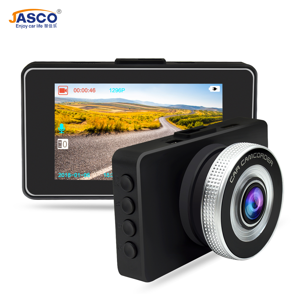 Car DVR Dash-Cam Looping-Recorder Video 3inch Night-Vision 1080p-Degree Full-Hd For Universal