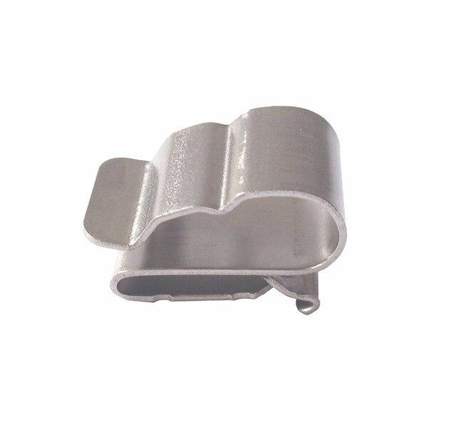 1000 teile/lose solar DC kabelklemme 304 material PV kabel clips ...