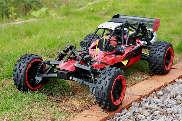 1/5 Scale Rovan RoFan Baja 5B Gas 2WD Fuel Oil Remote Control Car Off-road 29CCC Engine Rc Truck RTR 80km/h hsp bajer 5b 1 5th 2wd rtr 26cc engine gasoline off road buggy 94054