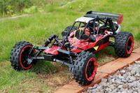 1/5 Scale Rovan RoFan Baja 5B Gas 2WD Fuel Oil Remote Control Car Off road 29CC Engine Rc Truck RTR 80km/h