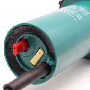 Image 5 - Тепловая пушка, промышленный электрический фен для горячего воздуха, фен для пайки, воздуходувка для бампера, PP, ПВХ, термоусадочная пленка, пластиковый фонарь, инструмент