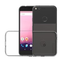 Transparent Case For Google Pixel 3 XL Lite  Soft TPU Silicone Gel Clear Back Coque Cover 2 Pixel2