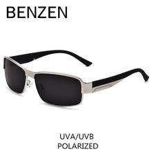 Солнцезащитные очки benzen мужские классические поляризационные