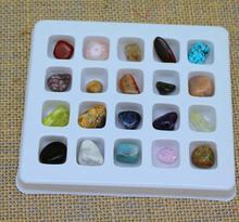 Mineral group company natural crystal original stone rock specimens 12cmx12cm