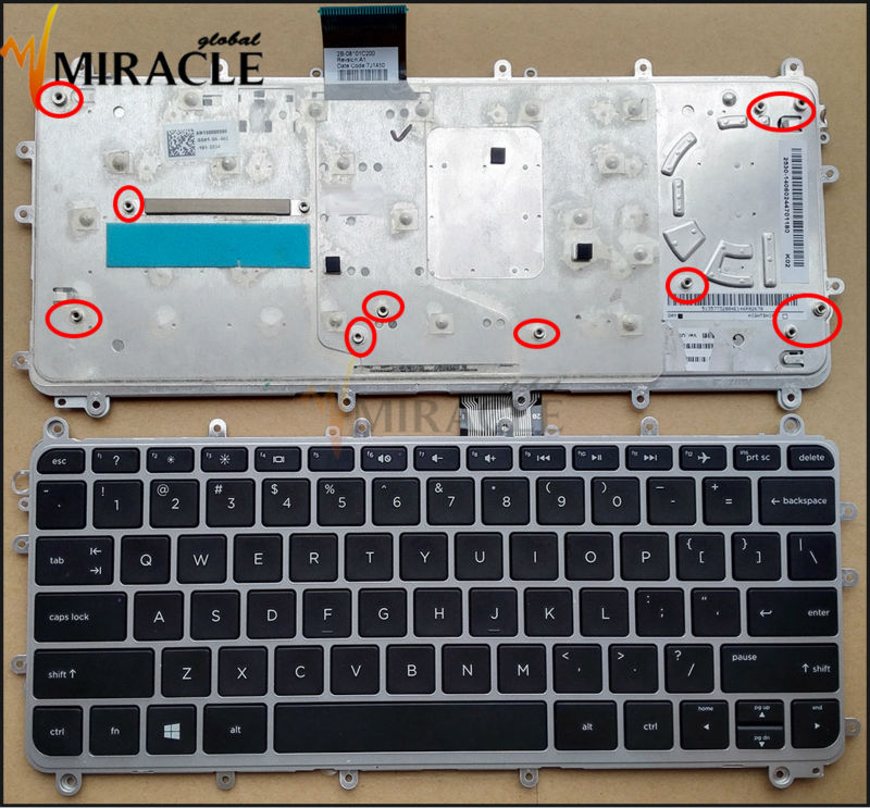 Repair You Life keyboard for HP Pavilion x360 Home 11 N 11