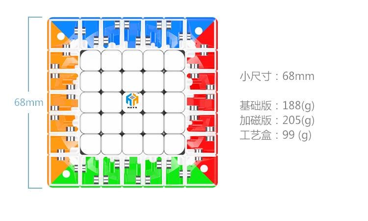 yuxin hays cube 07