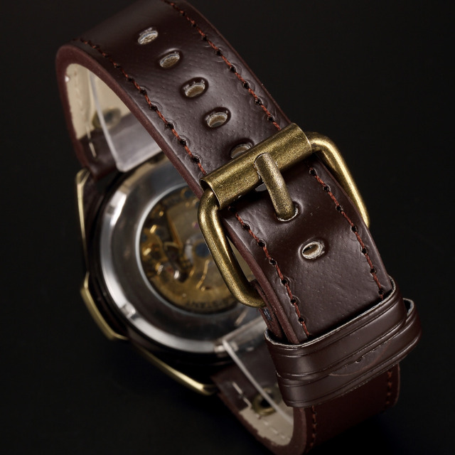 The Chrono-Rust – Steampunk Watch
