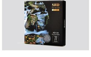Image 2 - Benro SHD 77mm ND8 ND16 ND32 ND64 ND128 ND256 ND500 ND1000 Densidade Cinza ND Filtro de Vidro Óptico