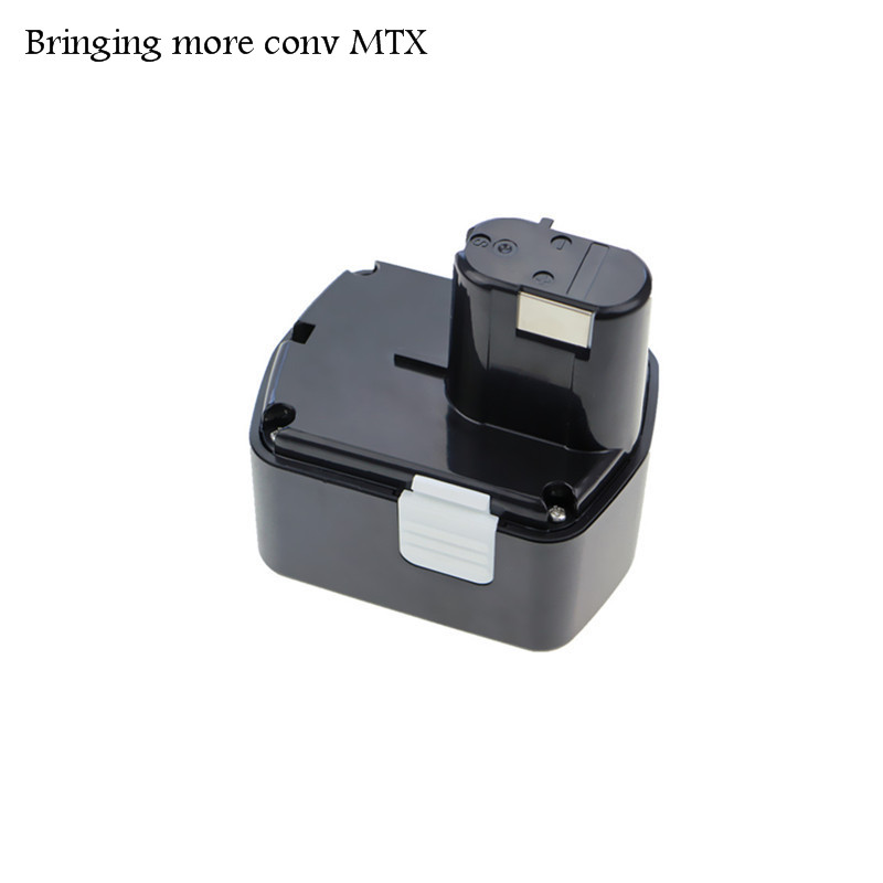 NEW Power Tool <font><b>Battery</b></font> for Hitachi <font><b>14.4V</b></font> 3000mAh <font><b>NI</b></font>-<font><b>MH</b></font> Rechargeable for DS14DVF3 EB1414S EB1412S, EB1414, EB1414L,, CJ14DL image