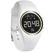 NEW Colorful Smart Sports Fitness Watch Women Fashion Creative Watches Waterproof Pedometer Motion Detection Digital Clock 2019