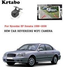 Car wireless rear camera For Hyundai EF Sonata 1998~2006 car Night Vision HD CCD night vision waterproof high qualit