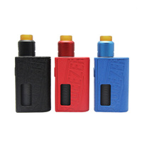 Original Hugo Vapor Squeezer Kit With N BF RDA 10ml With Squonk Mechanical Mod Electronic Cigarette