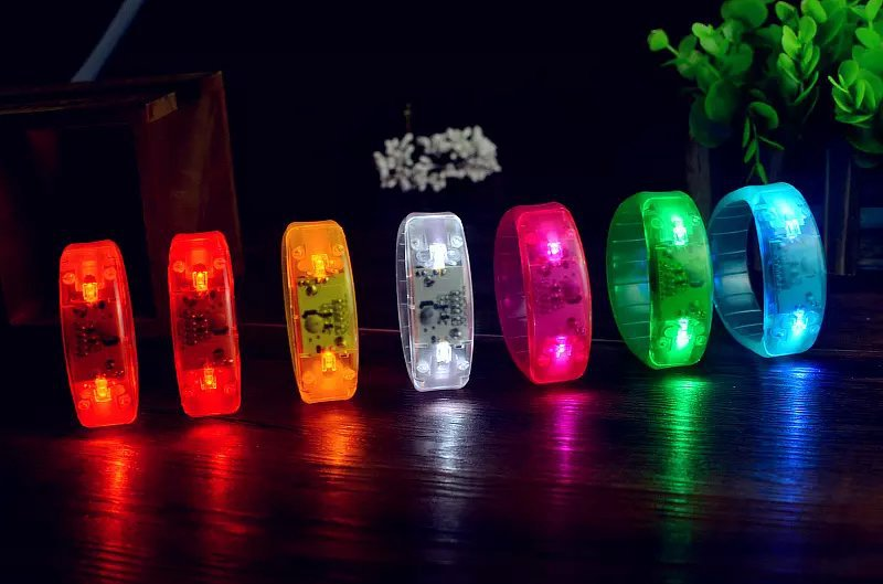 Party, Glow, Ring, Light, Flashing, Led