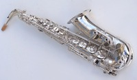 Высокое качество нового Selme Mark VI 1958 альтсаксофон с серебряным покрытием. 99% же оригинальный серебро. Pro капитальными ремонтами. Реплика
