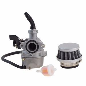 Image 1 - GOOFIT PZ19 Carburetor with Air Filter for Chinese 50cc 70cc 90cc 110cc 125cc ATV Scooter Dirt Bike Group 101