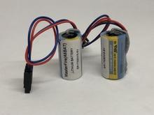 2pcs/lot New Original MasterFire ER17330V ER2/3A 17330 3.6V ER17330V/3.6V PLC Battery Batteries Servo A6BAT PLC Battery new original cj2m cpu31 plc cpu ethernet ip 5k steps