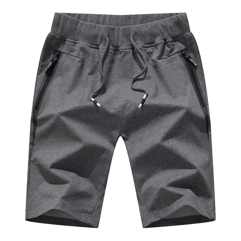 Shorts Large Size S-5XL High Quality Fabric Men's Cotton Shorts Men's Stretch Sweatpants Casual Shorts Men's Summer Beach Shorts