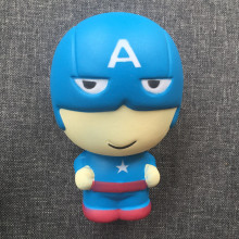 Adorable Spongy Captain America Toys