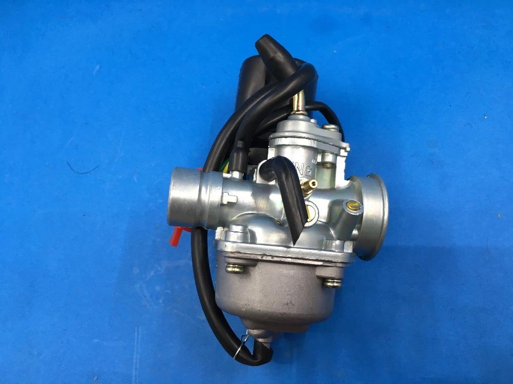 Yamaha   Stroke Carburetor