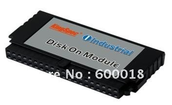 L 40PIN PATA IDE DOM Disk Female Vertical Disk On Module 2-Channels MLC 16GB For CNC, Industrial equipment, Network PC, Gaming