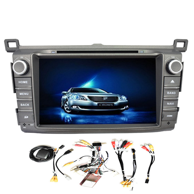 Android 4 4 Navigator Logo Cd Stereo Auto Dvd Video 1080 P Audio Amp