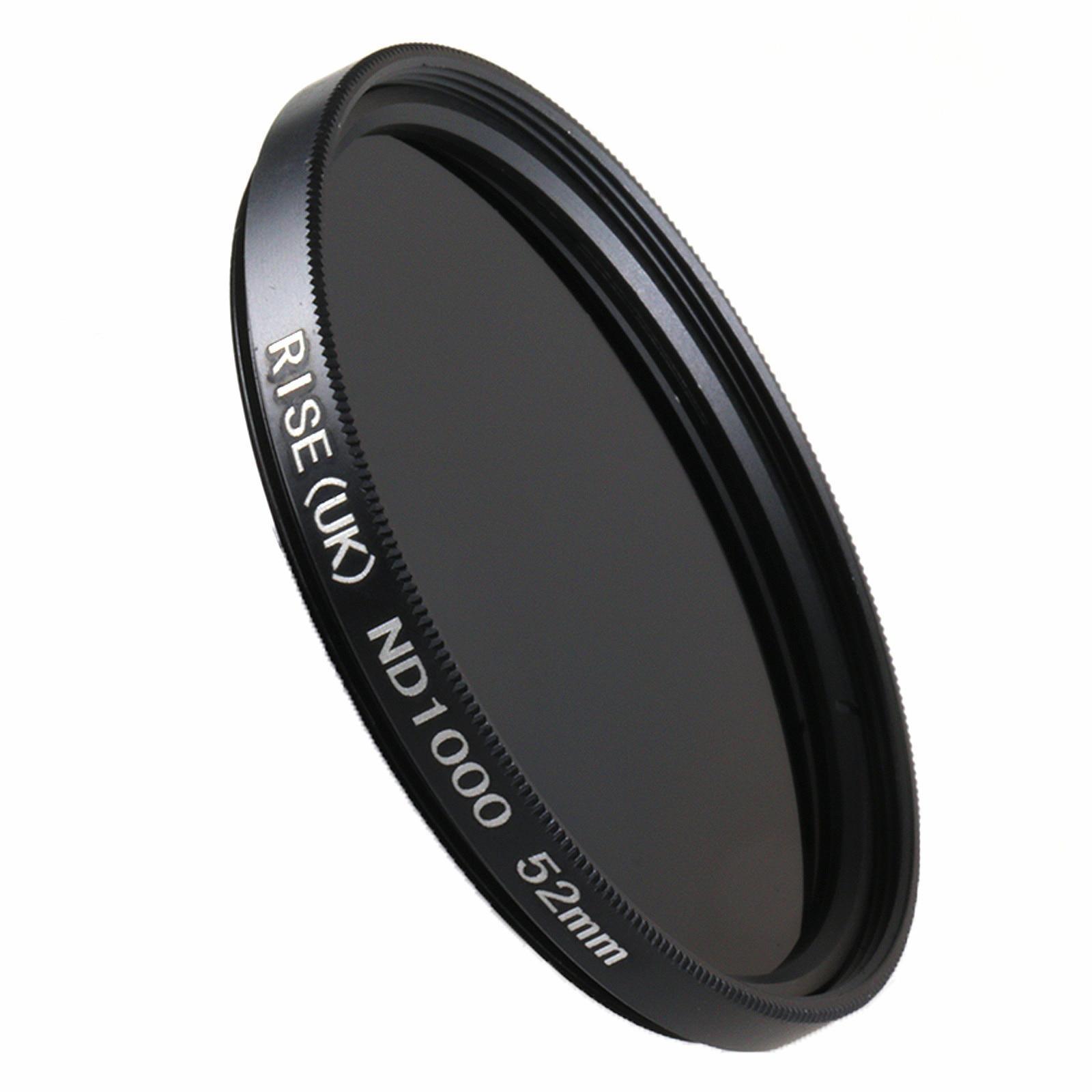 envío gratuito RISE (Reino Unido) 52 mm delgado Densidad neutra ND - Cámara y foto - foto 3