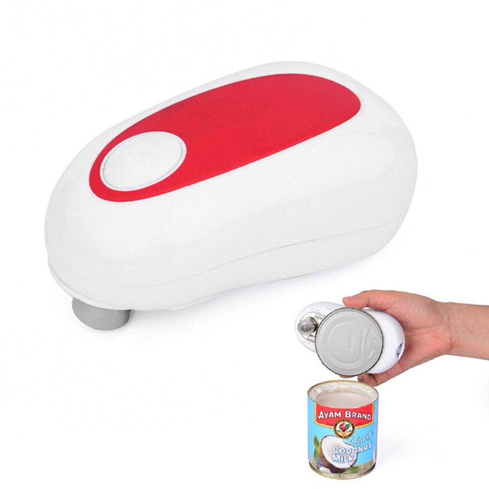 Apri di Bottiglia di nuovo Arrivo Disegno di Modo Apriscatole Elettrico Automatico Multifunzione Opener Utensili Da Cucina