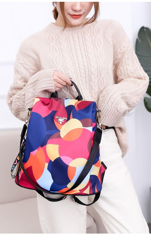 HTB13lH2e8Cw3KVjSZFlq6AJkFXa0 Fashion backpack women shoulder bag large capacity women backpack school bag for teenage girls light ladies travel backpack
