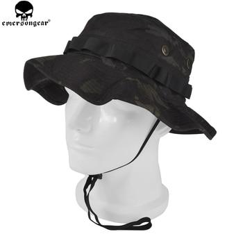 Emersongear bonnie boné militar do exército camuflagem chapéu multicam preto emerson wargame esportes de pesca ao ar livre boné