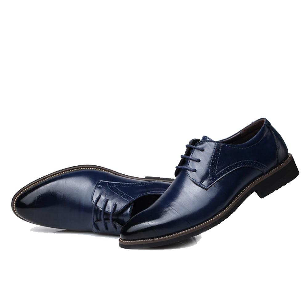 npezkgc mens business shoes leather luxury dress shoes