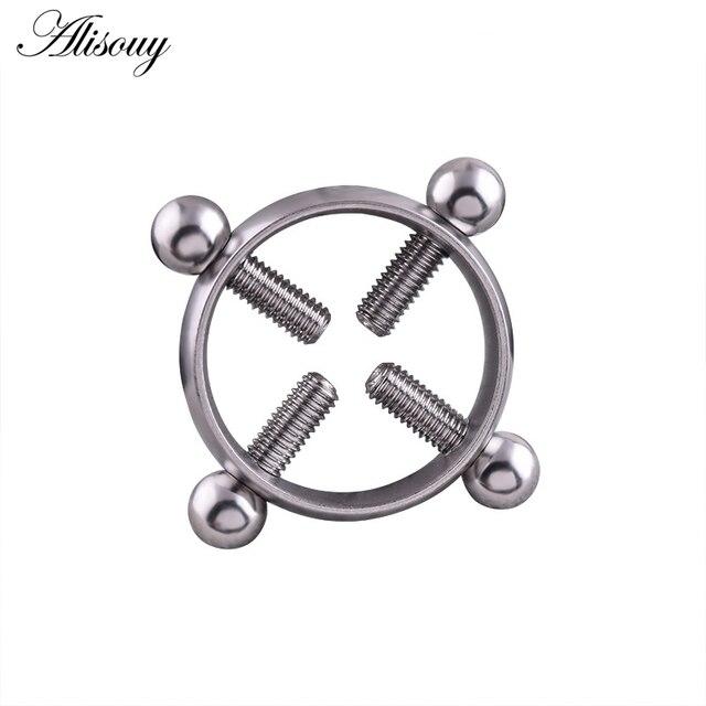 Alisouy 1PCS Titanium Round...