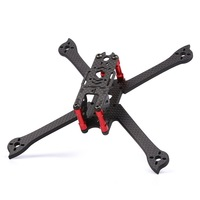 iFlight iX4 Lite V3 164mm Wheelbase 4mm Arm 4 Inch Carbon Fiber Frame Kit for RC Drone FPV Racing Multicopter Part Accs