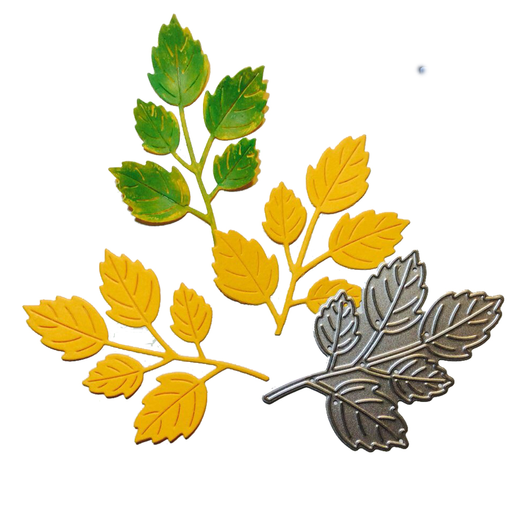Fantastic Leaves Wall Decor Embellishment - The Wall Art Decorations ...