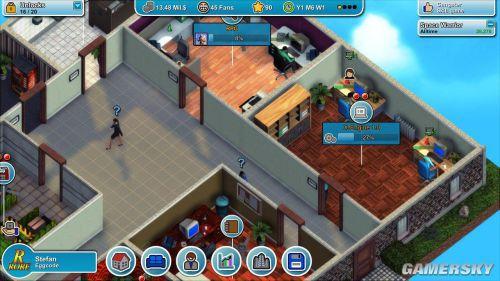 pc sim games