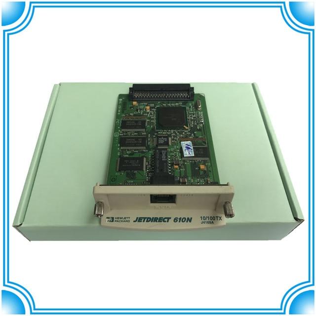 HP JETDIRECT 610N WINDOWS 8 X64 TREIBER