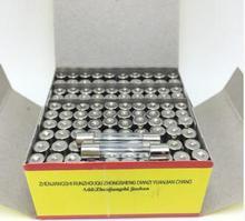 10 sztuk partia bezpiecznik szklany 1A bezpiecznik 6*30 6x30MM jakości bezpiecznik szklany F1A 250V tanie tanio CN (pochodzenie) Niskiego napięcia ALLOY