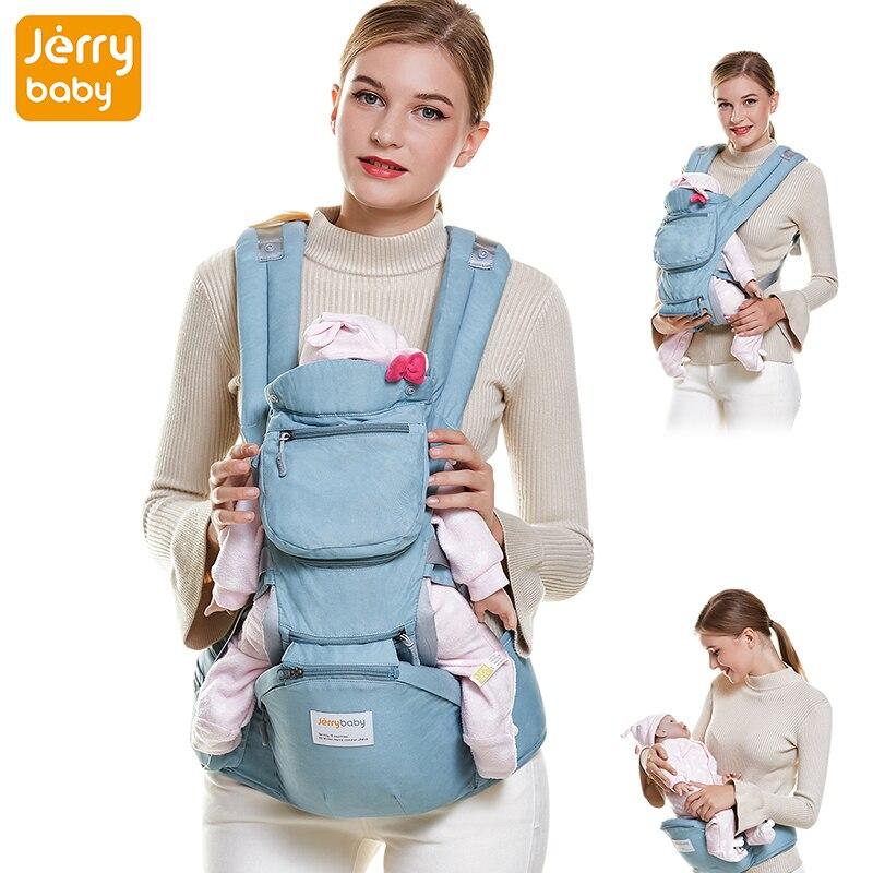 Jerrybaby Populaire Bébé Sacs À Dos Multifonctionnel 3-en-1 Porte-Bébé Kangourous Sac À Dos Siège Pour Hanche Hipseat 0-36 Mois Bébé